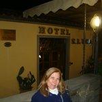 Frente do Hotel