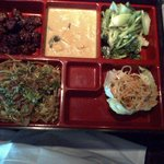 Set Meal in a Bento Box