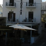 restaurant and rooms