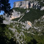 A view from Sentier Martel