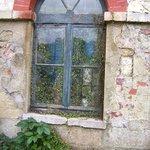 la fenêtre de la belle et la bête...