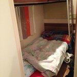 Petite chambre Mobil-home