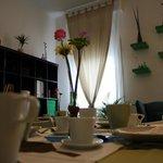 Salone comune/colazioni