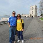 Torre de Bém em Lisboa