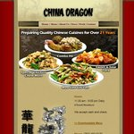 China Dragon Website - Maple Grove MN