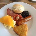 Irish Breakfast at Cork International Airport Hotel