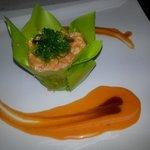 Casa Asia Apple Snow Crab Salad