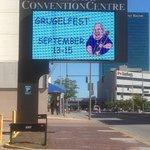 Seagate Convention Centre attached