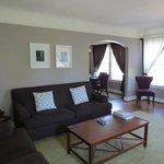 Suite 3 living room