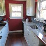Suite 3 Kitchen