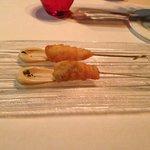 fritos de cigala