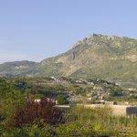 vista del Monte Epomeo
