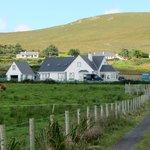 The Rushes B&B, Keel, Achill Island, Co. Mayo, Irlend