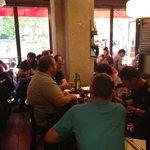 Bonne après midi entre amis au Café La Source