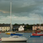 Overlooking Dungarvan harbour
