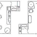 One-Bedroom Suite Floor Plan