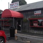 Popey's Ice Cream Shoppe