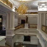 Front Lobby at New York Palace Hotel