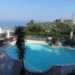 Hotel prestige, pool