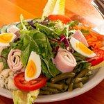 German Chef Salad