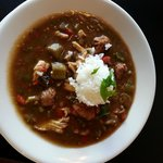 The best Gumbo in town!