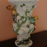 Birdie Vase!