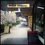 The Red Door Cafe