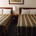 kamer met bedden