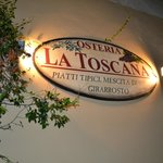 La Toscana - Osteria