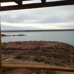 Hermosa vista del lago Ramos Mejía