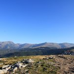 Transalpina- view from the plateau