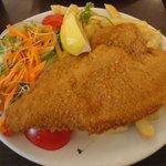 Great plaice fish!