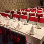Wedding reception @ Jai Ho