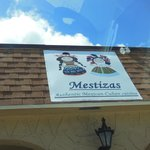 Mestizas Roof Sign