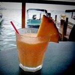 Piña colada. Happy Hours 17-19