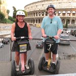 Photo de Finding Segway Rome