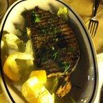 Tuna ala griglia