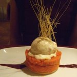 Carrot dessert