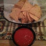 Chips w/BBQ Salsa