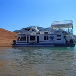 Orion Houseboat Sept. 2013
