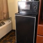 Fridge/Microwave