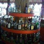 el bar :3 la bebida que gusten y quieran la pueden prepara
