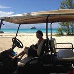 Private beach we found!