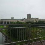 Vista do Museu da Civilização