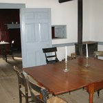 The 1800's Dining Room