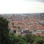 Centro antigo de Heidelberg