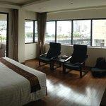 6th floor corner suite