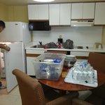 cocina comedor amplio y funcional