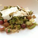 phenomenal Brussels sprouts salad