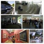 Parking, auditorium space, permanent exhibition & cinema night @ art:1 new museum